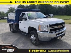 2011 Chevrolet Silverado 3500HD Work Truck Chassis Truck For Sale in Comstock, NY