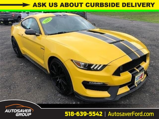 2017 Ford Shelby GT350 Coupe