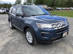 New 2019 Ford Explorer XLT SUV in Comstock, NY