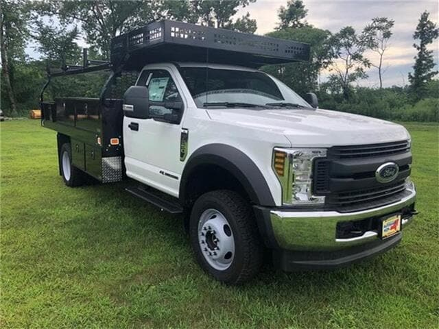 2018 Ford F-550 Chassis XL w/ Knapheide Contractor Body Commercial-truck