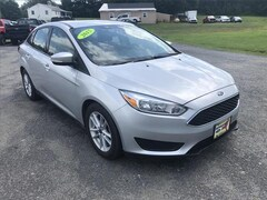 Used 2015 Ford Focus SE 4dr Sedan in Comstock, NY