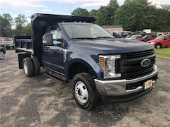 New 2019 Ford F-350 Chassis XL w/ SH 3-4 Yard Dump Body Commercial-truck in Comstock, NY