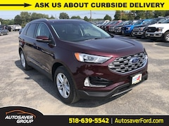 New 2020 Ford Edge SEL Crossover in Comstock, NY