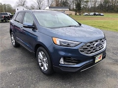 New 2019 Ford Edge Titanium Crossover in Comstock, NY