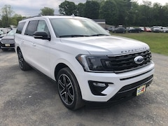 New 2019 Ford Expedition Max Limited SUV in Comstock, NY