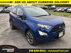 2020 Ford EcoSport SES SUV For Sale in Comstock, NY