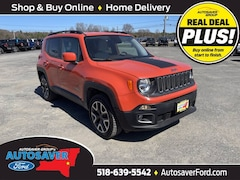 2015 Jeep Renegade Latitude SUV For Sale in Comstock, NY
