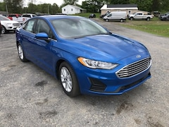 New 2019 Ford Fusion SE Sedan in Comstock, NY