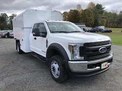 New 2019 Ford F-550 Chassis XL w/ Knapheide Forestry Body w/ L Pack Commercial-truck in Comstock, NY