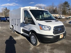 New 2019 Ford Transit-350 Cutaway Reading Utility Van Commercial-truck in Comstock, NY