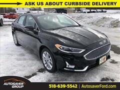 New 2020 Ford Fusion Energi Titanium Sedan in Comstock, NY