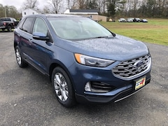 New 2019 Ford Edge Titanium SUV in Comstock, NY