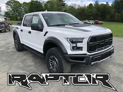 New 2019 Ford F-150 Raptor Truck SuperCrew Cab in Comstock, NY