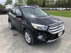 New 2019 Ford Escape SEL SUV in Comstock, NY