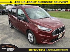 2019 Ford Transit Connect XLT w/Rear Liftgate Commercial-truck For Sale in Comstock, NY