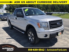 Used 2013 Ford F-150 STX Extended Cab Truck in Comstock, NY