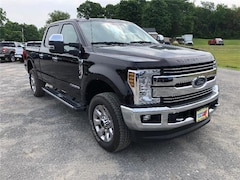 2019 Ford F-250 Lariat 4x4  Crew Cab 6.75 ft. box 160 in. WB SRW Sedan For Sale in Comstock, NY