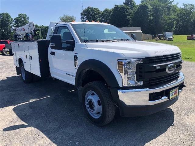 2019 Ford F-550 Chassis Commercial-truck