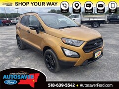 2021 Ford EcoSport SES Crossover For Sale in Comstock, NY