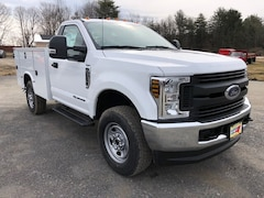 New 2018 Ford F-350 Service/Utility Body Truck in Comstock, NY