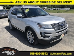Used 2016 Ford Explorer Limited SUV in Comstock, NY