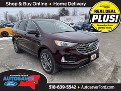 2020 Ford Edge Titanium Crossover For Sale in Comstock, NY