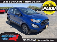 2021 Ford EcoSport S Crossover For Sale in Comstock, NY
