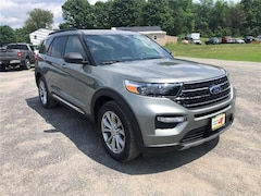 New 2020 Ford Explorer XLT SUV in Comstock, NY