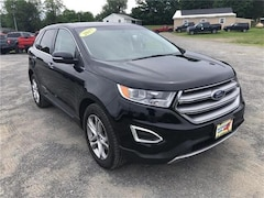2017 Ford Edge Titanium 4dr All-w SUV For Sale in Comstock, NY