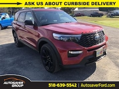 New 2020 Ford Explorer ST SUV in Comstock, NY