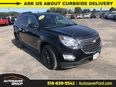Used 2017 Chevrolet Equinox LT w/1LT SUV in Comstock, NY