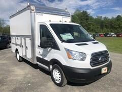 New 2019 Ford Transit-350 Cutaway Dejana Max FRP Van in Comstock, NY