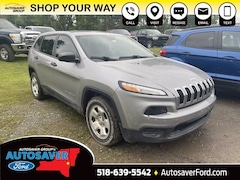 2017 Jeep Cherokee Sport SUV For Sale in Comstock, NY
