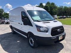 New 2019 Ford Transit-350 Base w/Sliding Pass-Side Cargo Door Van Medium Roof Cargo Van in Comstock, NY