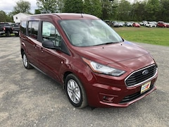 New 2019 Ford Transit Connect XLT w/Rear Liftgate Wagon Passenger Wagon LWB in Comstock, NY