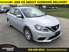Used 2016 Nissan Sentra SV Sedan in Comstock, NY
