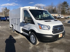 New 2019 Ford Transit-350 Cutaway Reading Utility Van Van in Comstock, NY