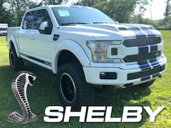 New 2018 Ford F-150 Shelby Truck in Comstock, NY