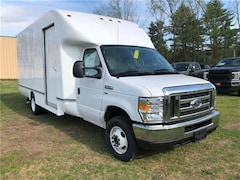 2018 Ford E-350 Cutaway Unicel Box Truck Commercial-truck