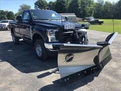 2019 Ford F-250 XL w/ Fisher XV2 Plow
