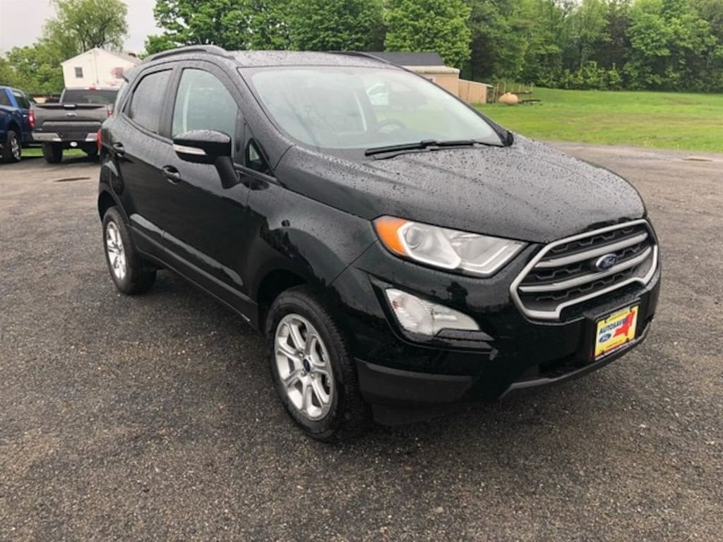 North Point Ford >> Used 2018 Ford Ecosport For Sale At Northpoint Chrysler Dodge Jeep