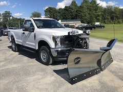 2019 Ford F-250 XL w/ Fisher XV2 Plow Truck