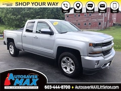 Used 2017 Chevrolet Silverado 1500 LT Truck Double Cab in Littleton, NH