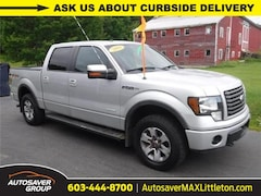 Used 2011 Ford F-150 Truck SuperCrew Cab in Littleton, NH