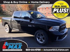 Used 2017 Ram 1500 Express Truck Crew Cab in Littleton, NH