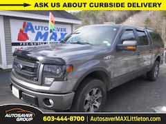 Used 2014 Ford F-150 Truck SuperCrew Cab in Littleton, NH
