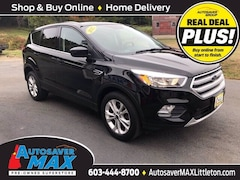 Used 2017 Ford Escape SE SUV in Littleton, NH