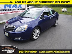 Used 2013 Buick Verano Leather Group Sedan in Littleton, NH