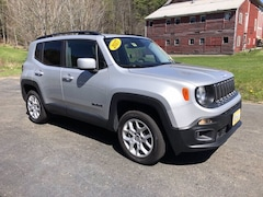 Used 2017 Jeep Renegade Latitude 4x4 SUV in Littleton, NH