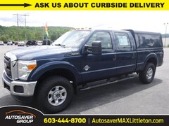 Used 2016 Ford F-250 Truck Crew Cab in Littleton, NH
